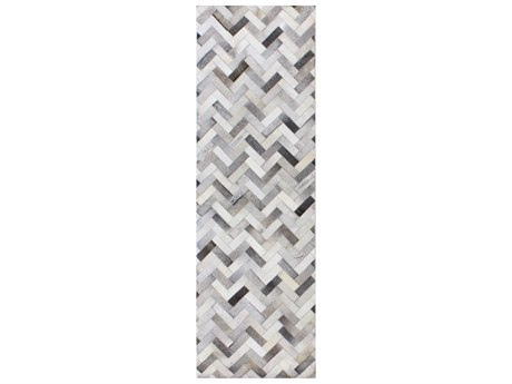 Bashian Rugs Santa Fe Rectangular Grey