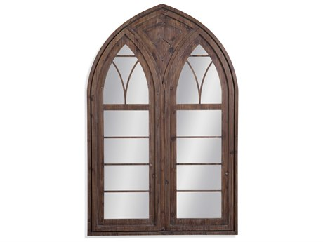 Bassett Mirror Natural Wood Floor