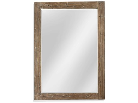 Bassett Mirror Distressed Wood Floor BAM4198