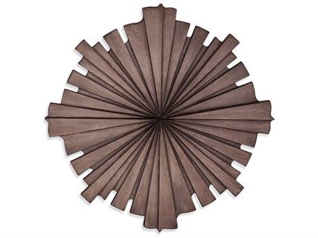 Bassett Mirror 3 Dimensional Wood Wall Art BA7500664