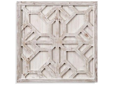 Bassett Mirror 3 Dimensional Wood Wall Art BA7500678