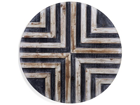 Bassett Mirror 3 Dimensional Wood Wall Art BA7500684