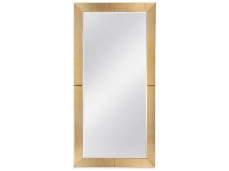 Bassett Mirror Agatha Gold Leaf Floor