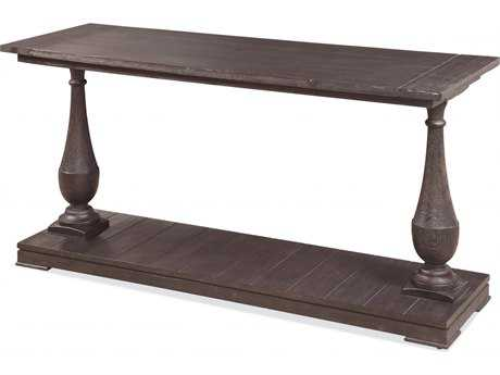 Bassett Mirror Belgian Luxe 54 x 29 Hanover Console Table