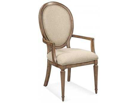 Bassett Mirror Belgian Luxe Esmond Arm Chair BADACH42813EC