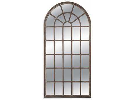 Bassett Mirror Belgian Luxe 42'' x 83'' Berwyn Floor Mirror BAM3696EC