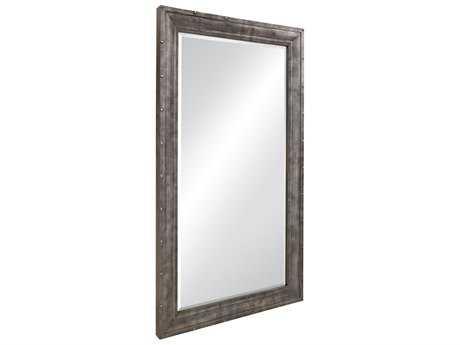 Bassett Mirror Belgian Luxe 50 x 90 Dayton Floor Mirror BAM3732BEC