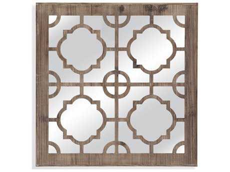Bassett Mirror Belgian Luxe 20 x 20 Conan Wall Mirror BAM3736EC