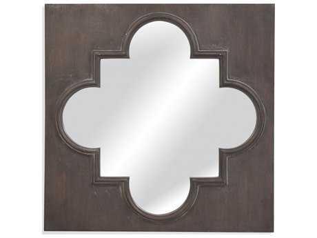 Bassett Mirror Belgian Luxe 38 x 54 Boden Wall Mirror BAM3741EC