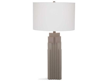 Bassett Mirror Bricolage Cement / Gold Buffet Lamp BAL3438T