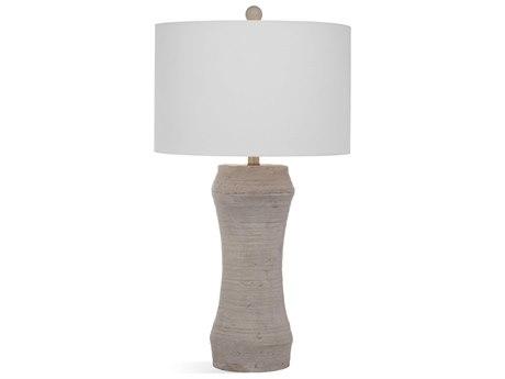 Bassett Mirror Bricolage Cement Buffet Lamp BAL3474T