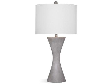 Bassett Mirror Bricolage Cement Buffet Lamp BAL3524T