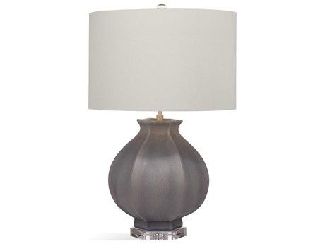 Bassett Mirror Ceramic Gray Buffet Lamp BAL3468T