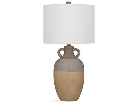 Bassett Mirror Ceramic Grey / Sand Buffet Lamp BAL3518T
