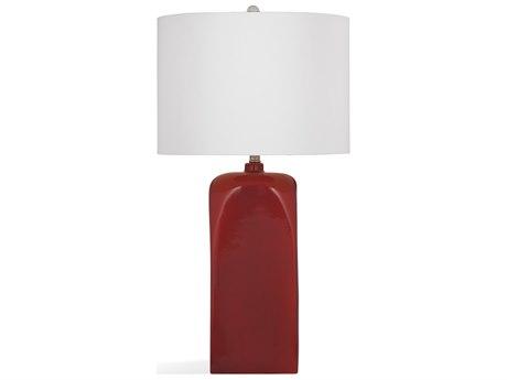 Bassett Mirror Ceramic Strawberry Buffet Lamp BAL3576T