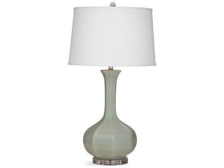 Bassett Mirror Ceramic Wythe Blue Buffet Lamp BAL3785T