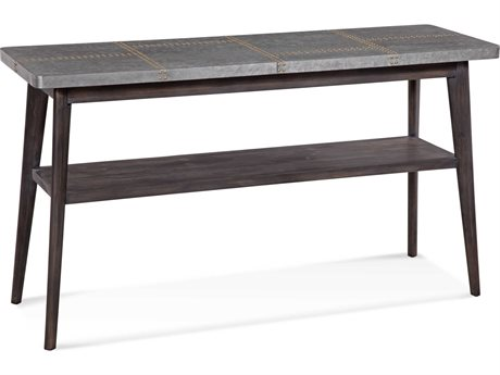 Bassett Mirror Dillon Natural 54'' Wide Rectangular Console Table BA3500LR400