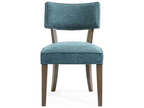 Bassett Mirror Graphite Side Dining Chair BA3402DR800