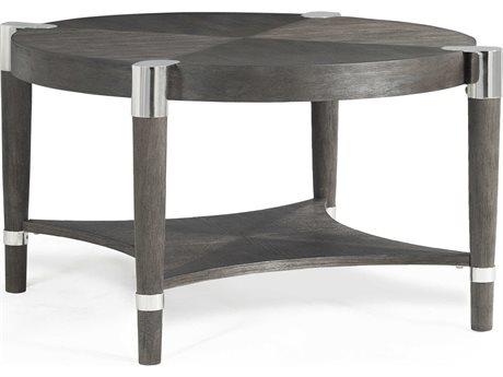 Bassett Mirror Duvall Coffee Bean 36'' Wide Round Table BA2380LR120