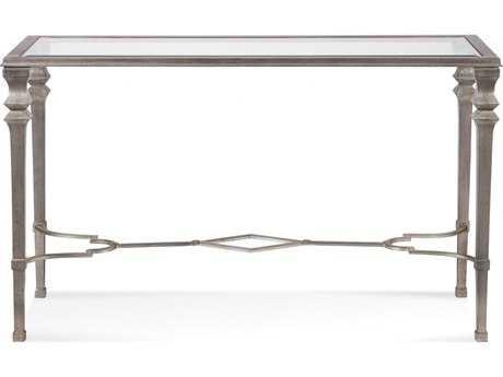 Bassett Mirror Hollywood Glam 54 x 32 Sylvia Console Table