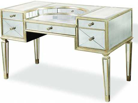 Bassett Mirror Hollywood Glam Borghese Lady's Writing Desk