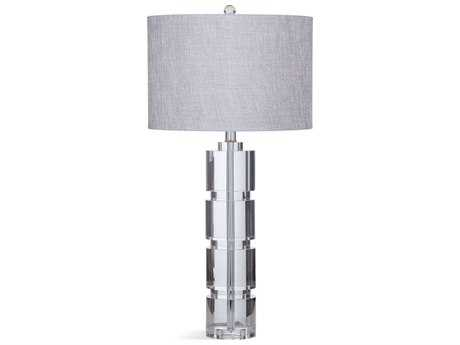 Bassett Mirror Hollywood Glam Bethany Crystal Table Lamp BAL3314TEC