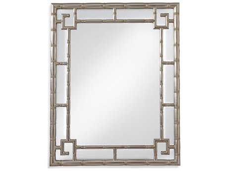 Bassett Mirror Hollywood Glam 40 x 50 Reedly Wall Mirror BAM3810EC