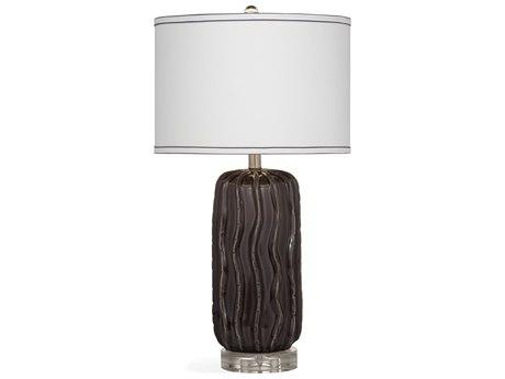 Bassett Mirror Holman Gray Buffet Lamp BAL3225TEC