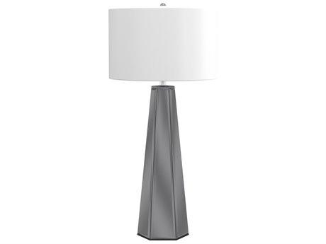 Bassett Mirror Lenox Gray Buffet Lamp BAL3205TEC