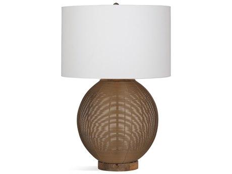 Bassett Mirror Metal Brass Buffet Lamp BAL3697T