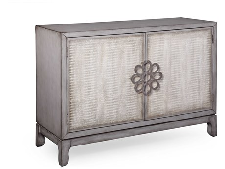 Bassett Mirror Nora Gray Accent Chest