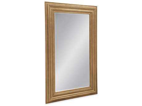 Bassett Mirror Old World 52 x 88 Jansen Floor Mirror BAM3765BEC
