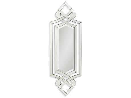 Bassett Mirror Old World 16 x 48 Rhett Wall Mirror BAM3786BEC