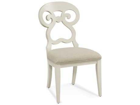 Bassett Mirror Pan Pacific Avery Parson Chair BADSCH89821EC