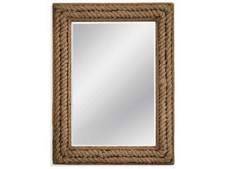 Bassett Mirror Pan Pacific 37 x 49 Summerville Wall Mirror BAM3710BEC