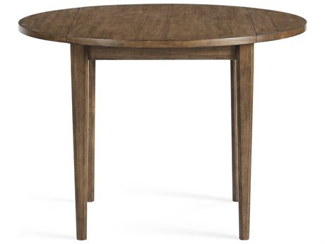 Bassett Mirror Paxton Medium Brown 42'' Wide Round Dining Table BA3237DR706