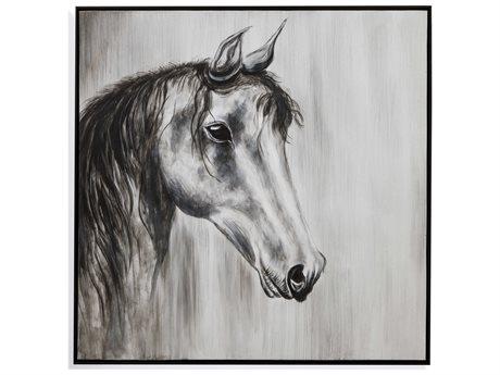 Bassett Mirror Realism Canvas Wall Art BA7300425