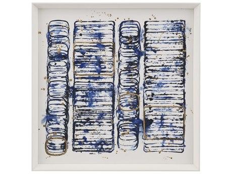 Bassett Mirror Seismic Order Canvas Wall Art