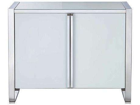 Bassett Mirror Silven White Buffet BA2999DR577