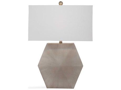 Bassett Mirror Stone Cement Buffet Lamp