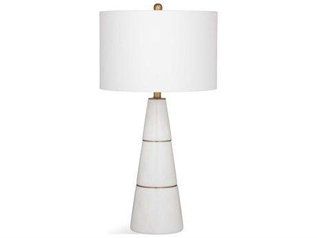 Bassett Mirror Stone Marble Buffet Lamp