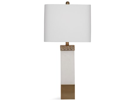 Bassett Mirror Stone Alabaster Buffet Lamp