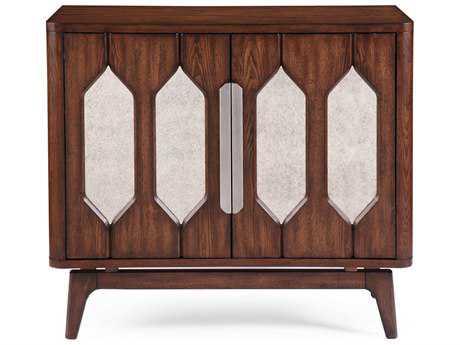 Bassett Mirror Thoroughly Modern  Layne 40'' x 18'' Hall Cabinet BA2491LR508EC