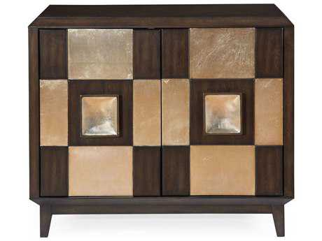 Bassett Mirror Thoroughly Modern  Elston 40'' x 19'' Hall Cabinet BA3220LR508EC