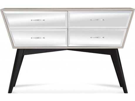 Bassett Mirror Thoroughly Modern  Mayson 54'' x 18'' Rectangular Console Table BA2492LR472EC