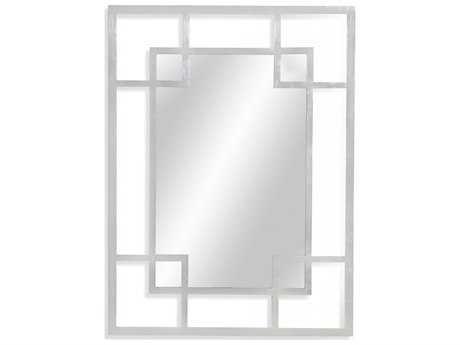 Bassett Mirror Thoroughly Modern 40 x 39 Amos Wall Mirror BAM3753EC