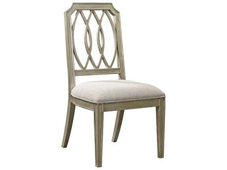 Bassett Mirror Vanesta Side Dining Chair BADSCH92820EC