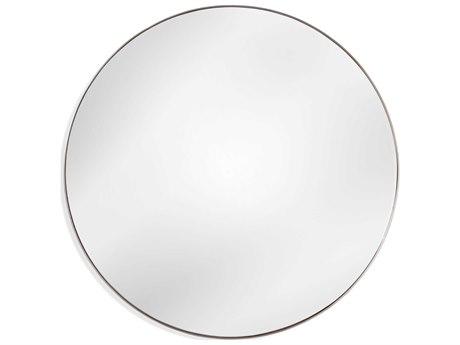 Bassett Mirror Silver Wall BAM4153
