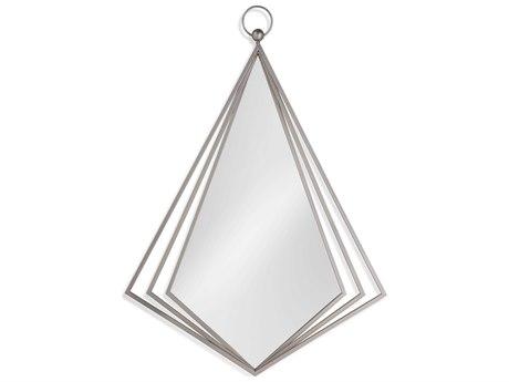 Bassett Mirror Silver Wall BAM4159