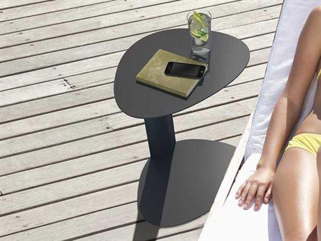 BDI Bink 19'' x 15'' Pepper Mobile Media Table BDI1025PE